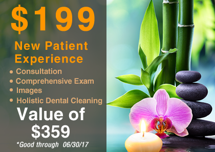 Cleveland Center for Integrative Dentistry $99 New Patient Experience Offer