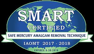 Smart Certified Badge